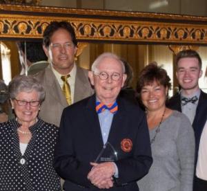 Diverse group of Syracuse University Alumni